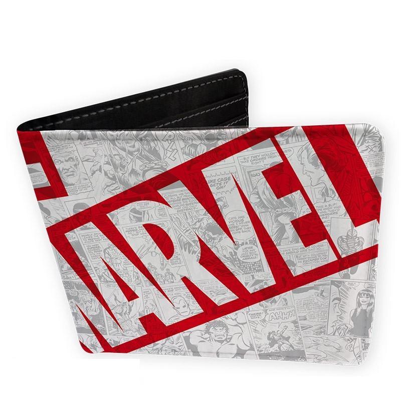 MARVEL - Portefeuille Vinyle - Marvel Universe_3