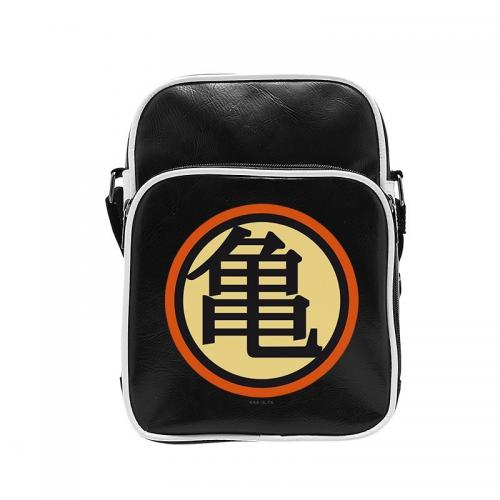 DRAGON BALL - Messenger Bag Vinyle DBZ/KAME - Small Size