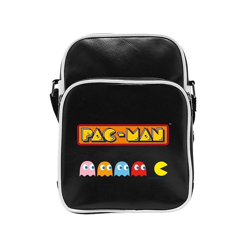 PAC MAN - Messenger Bag Vinyle Broc - Small Size