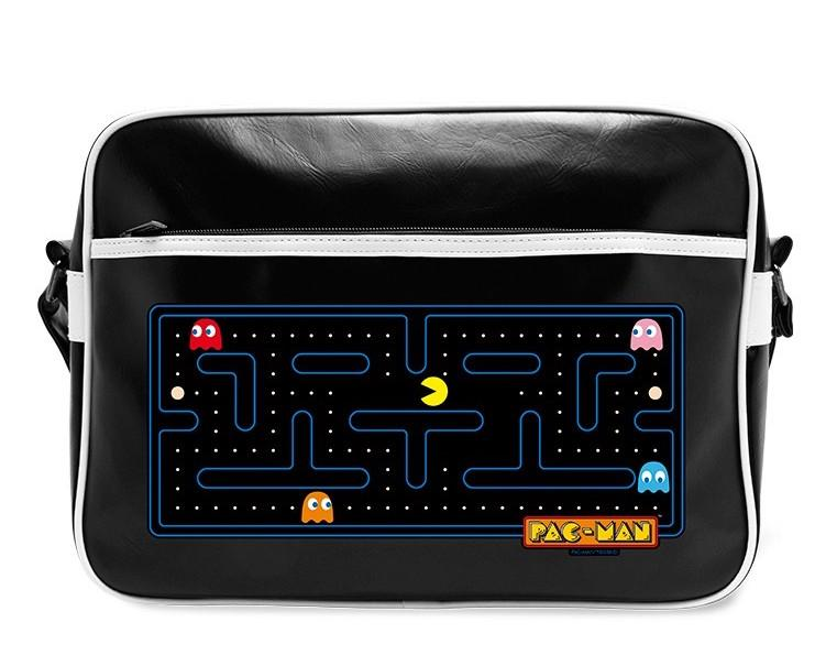 PAC MAN - Messenger Bag Vinyl - Labyrinthe