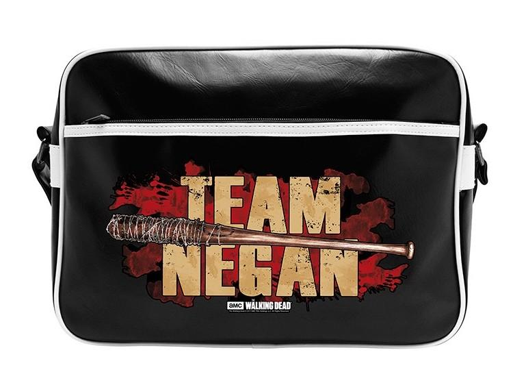WALKING DEAD - Messenger Bag Vinyl - Team Negan_2