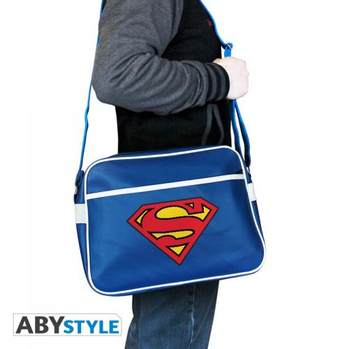 DC COMICS - Messenger Bag Vinyl - Superman
