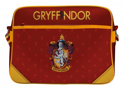HARRY POTTER - Gryffondor - Sac besace 38x29x12.5cm