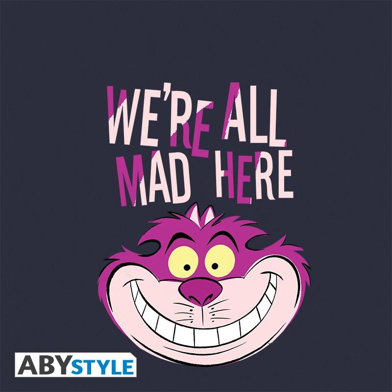 DISNEY - Trousse à maquillage - We're all mad here_2