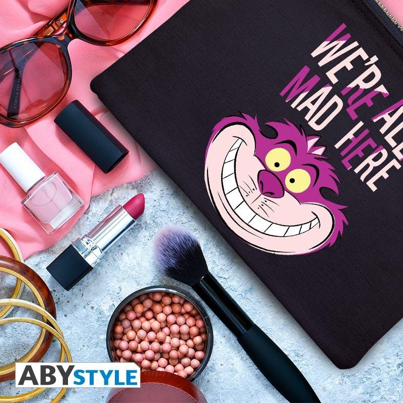 DISNEY - Trousse à maquillage - We're all mad here_4