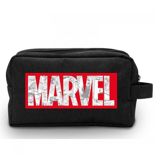 MARVEL - Trousse de Toilette - Logo