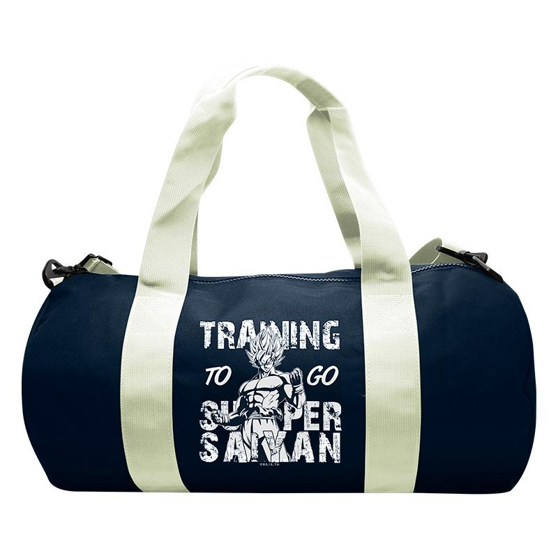 DRAGON BALL - Sac de Sport - Training to go Super Saiyan