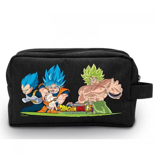 DRAGON BALL BROLY - Trousse de Toilette - Broly Vs Goku