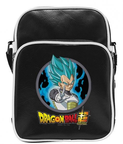 DRAGON BALL SUPER - Vegeta - Sac besace petit format 20x27x7cm