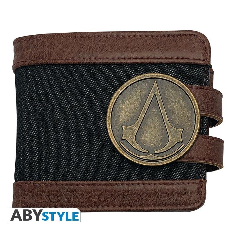 ASSASSIN'S CREED - Portefeuille Premium - Crest