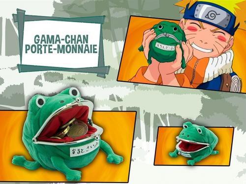 NARUTO - Porte-monnaie réplique Gama-chan