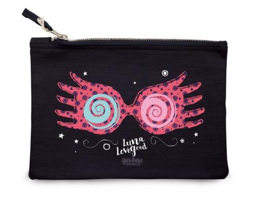 HARRY POTTER - Luna Lovegood - Trousse à maquillage '22x16x1'