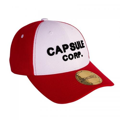 DRAGON BALL - Capsule Corp - Casquette