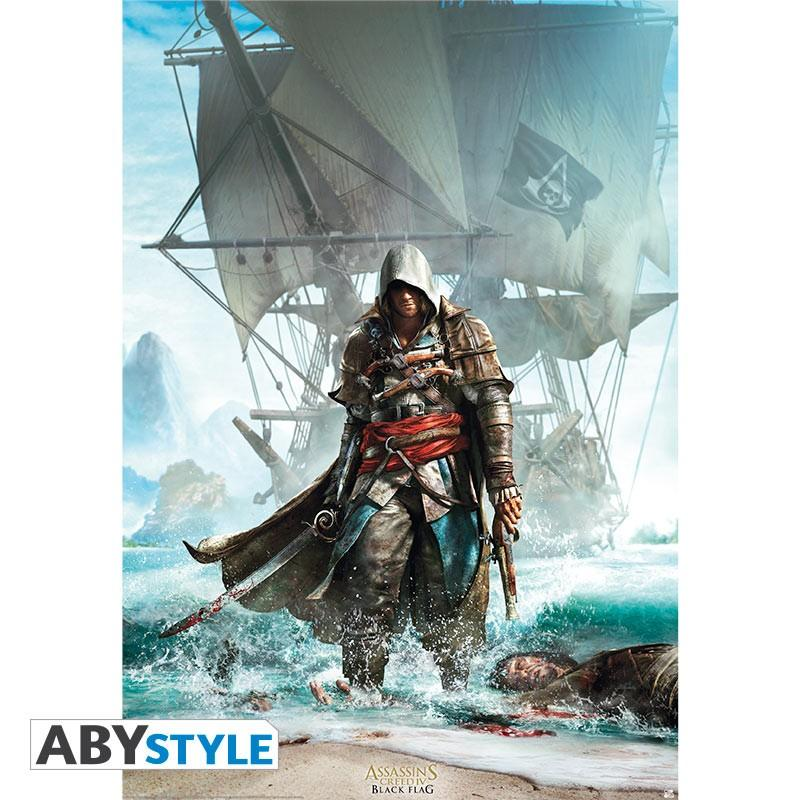 ASSASSIN'S CREED - Poster 91X61 - Edward
