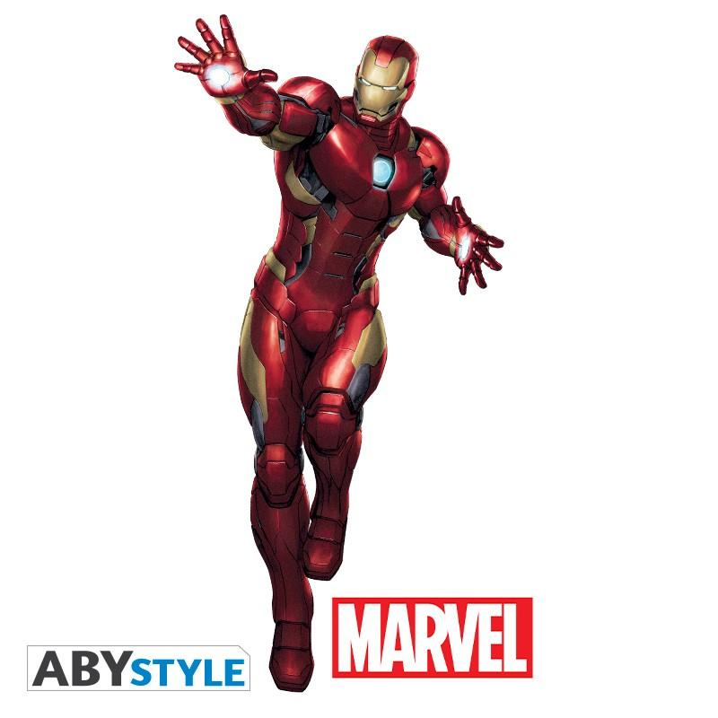 MARVEL - Stickers Life Sized - 183x85cm - Iron Man