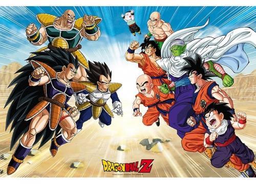DRAGON BALL Z - Saiyajin Arc - Poster '91x61'