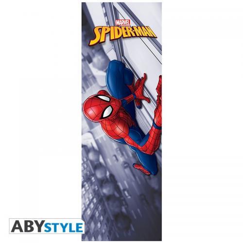 MARVEL - Poster de porte - Spider-man - 53x158