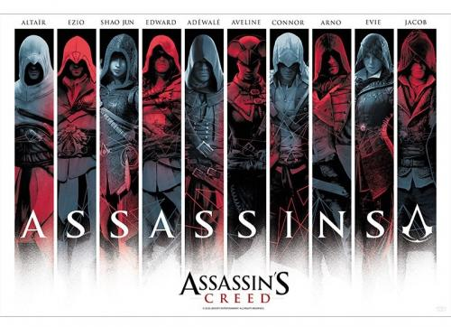 ASSASSIN'S CREED - Poster '91x61'