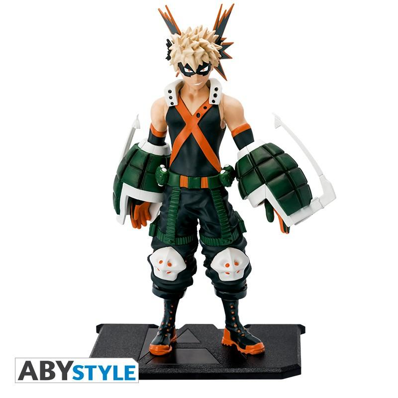 MY HERO ACADEMIA - Figurine SFC Katsuki Bakugo - 17cm