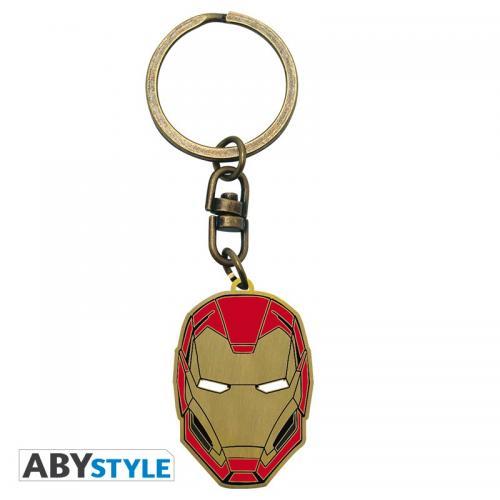 MARVEL - Porte-Cles Metal - Iron Man