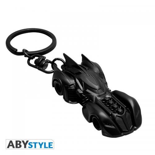 DC COMICS - Porte-clés 3D Premium - Batmobile