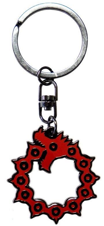 SEVEN DEADLY SINS - Emblem - Porte-clés en métal
