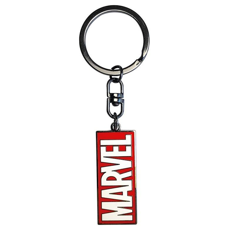 MARVEL - Porte-Cles Metal - Logo Marvel