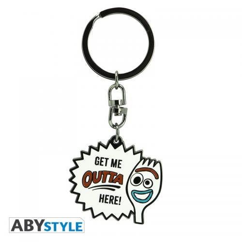 TOY STORY - Porte-Cles Metal - Forky