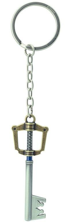 KINGDOM HEARTS - Porte-Clés Metal 3D - Keyblade