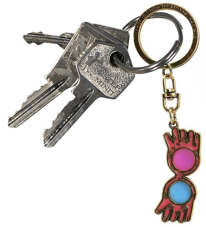 HARRY POTTER - Lunettes - Porte-clés en métal_2