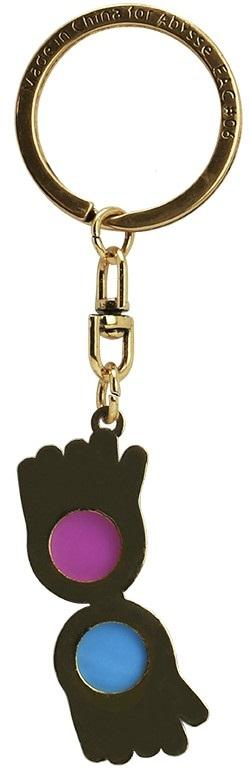 HARRY POTTER - Lunettes - Porte-clés en métal_3