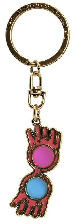 HARRY POTTER - Lunettes - Porte-clés en métal