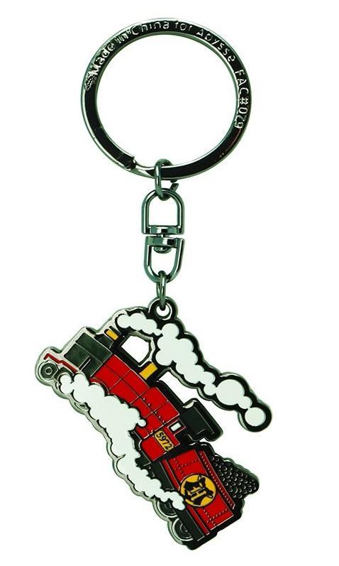 HARRY POTTER - Poudlard Express - Porte-clés en métal_1