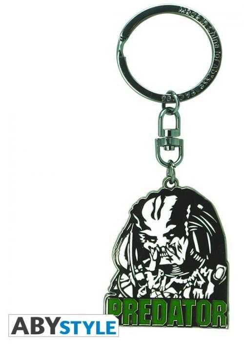 PREDATOR - Porte-clés en métal