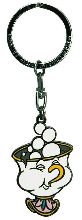 DISNEY - Zip - Porte-clés en métal