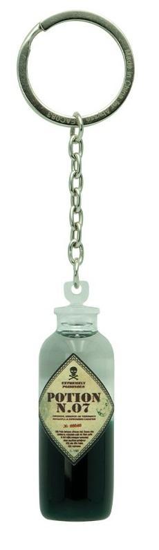 HARRY POTTER - Potion No.07 - Porte-clés 3D