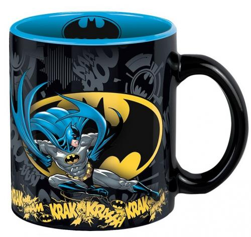 DC COMICS  - Mug 320 ml - Batman Action