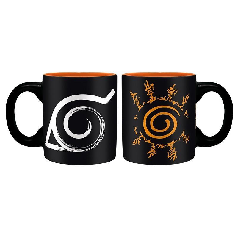 NARUTO SHIPPUDEN - Set 2 Mini-Mugs - Konoha / Uchiha_2