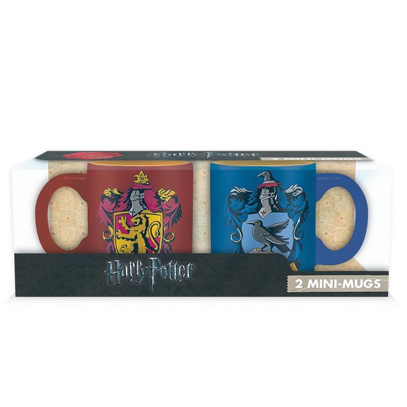 HARRY POTTER - Set 2 Mini-Mugs - Gryffondor & Serdaigle_1