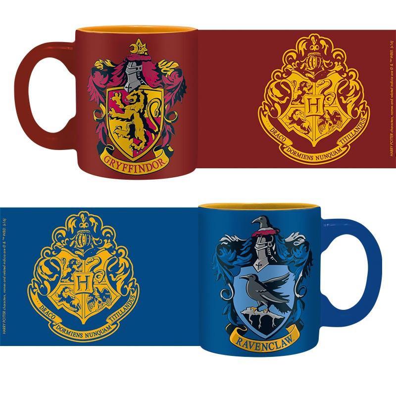 HARRY POTTER - Set 2 Mini-Mugs - Gryffondor & Serdaigle_2