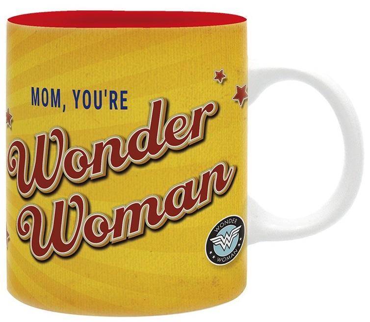 DC COMICS - Mug 320 ml - Wonder Woman mom - Subli_2