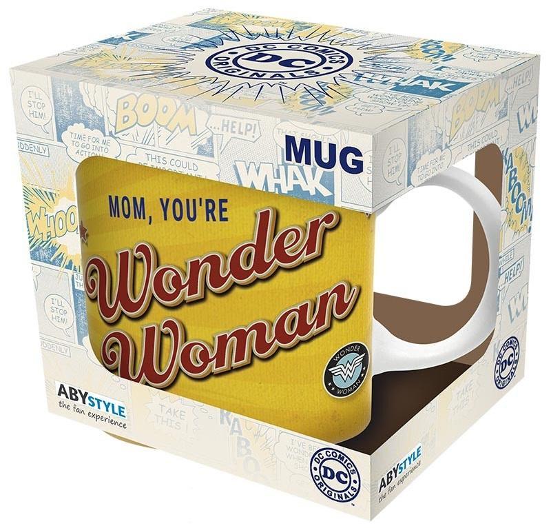 DC COMICS - Mug 320 ml - Wonder Woman mom - Subli_4