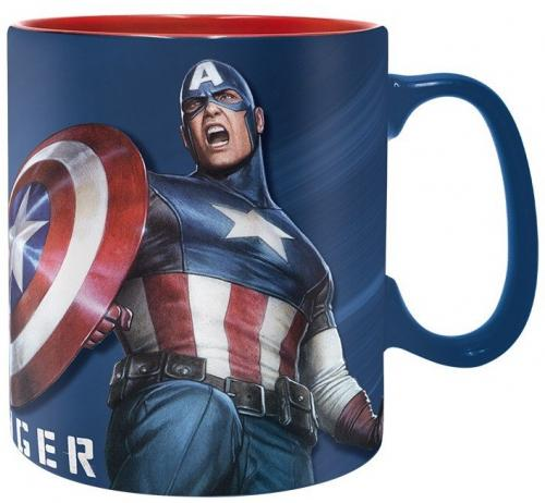 MARVEL - Mug 460 ml - Sentinel of Liberty