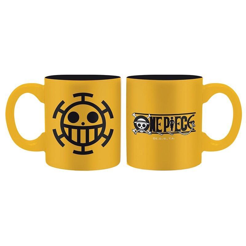 ONE PIECE - Set 2 Mini-Mugs - Ace and Trafalgar_2