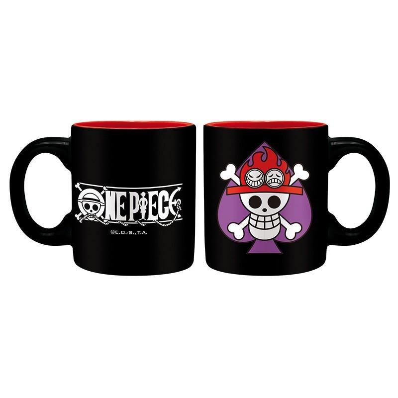 ONE PIECE - Set 2 Mini-Mugs - Ace and Trafalgar_3