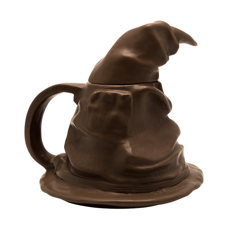 ShopforgeekHarry Ml Potter Mug 250 Choixpeau 3d Magique XZiPku