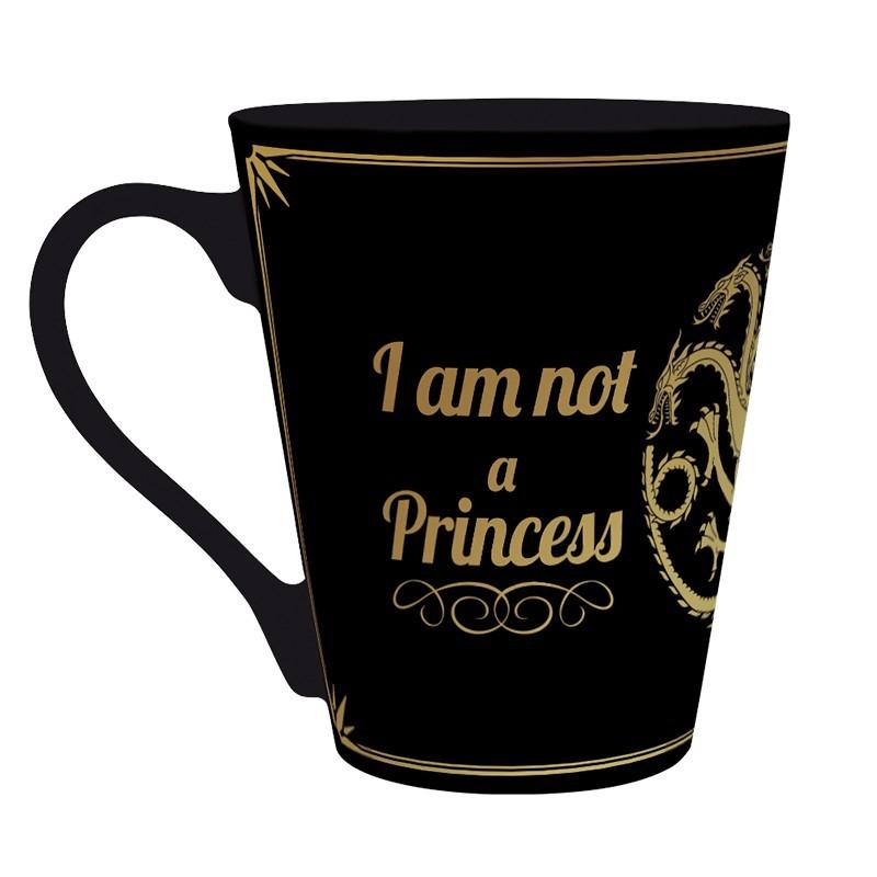 GAME OF THRONES - Mug 250 ml - I Am Not A Princess_2