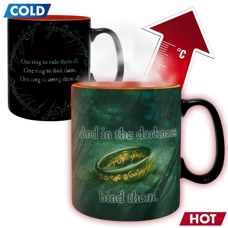 LORD OF THE RING - Mug Heat Change 460 ml - Sauron