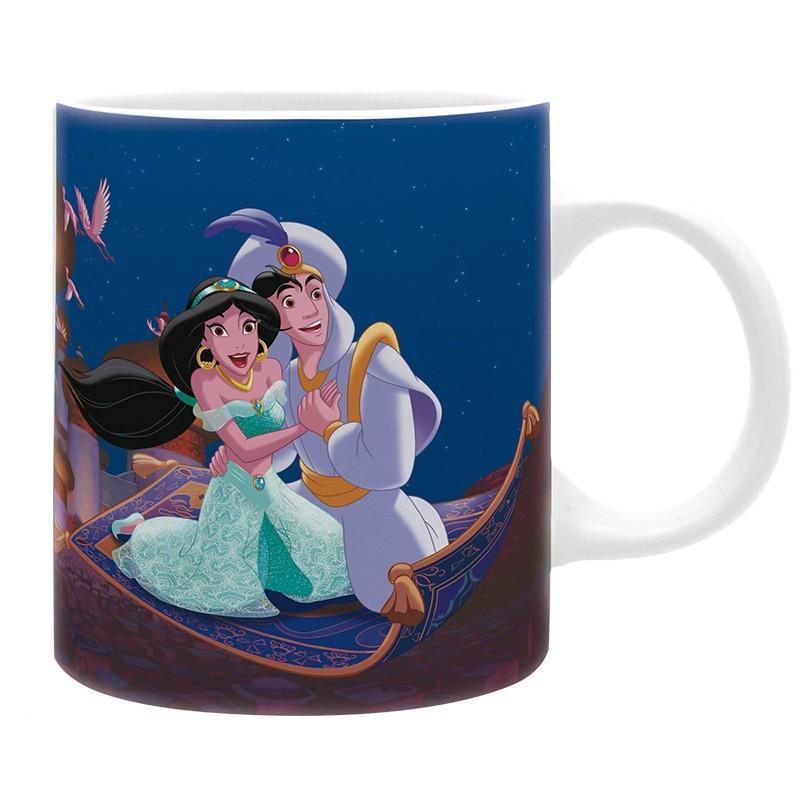 DISNEY - Mug 320 ml - Aladdin Tapis Volant_1