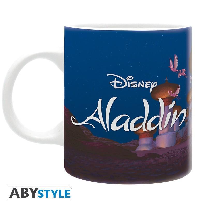 DISNEY - Mug 320 ml - Aladdin Tapis Volant_3